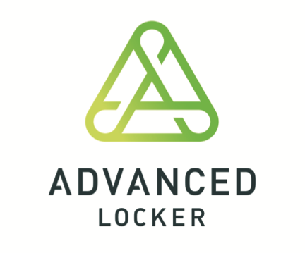 Advanced Locker digital lockers Melbourne logo